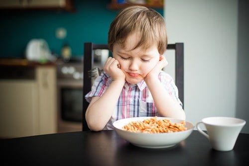 Alimentação e filhos: erros e acertos