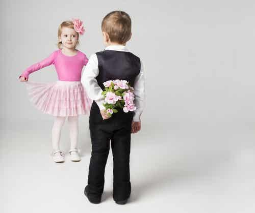 Como lidar com os namoros das crianças