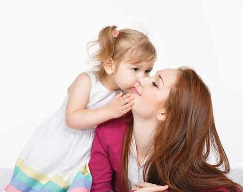 A vida lhe sorri no dia em que você se torna mãe
