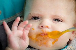 Dicas de comidas ideais para bebê
