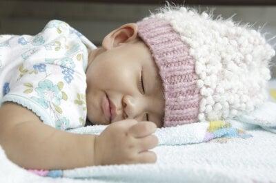 Hábitos saudáveis de sono: de 0 a 3 meses