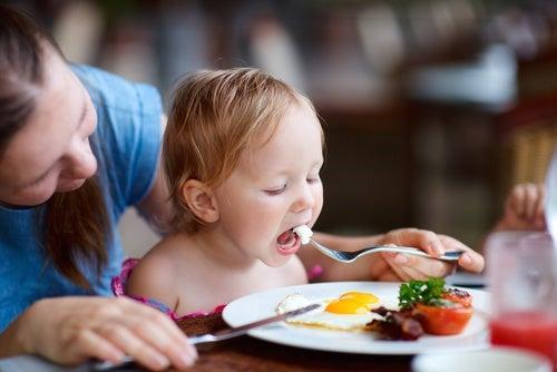 A cada idade, uma dieta diferente