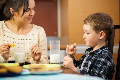 25 bons costumes que as crianças devem saber (Parte 1)