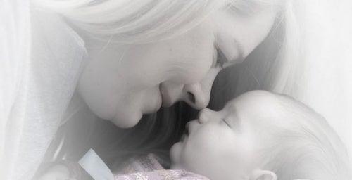 O doce e maravilhoso cheiro do bebê, uma conexão sensacional