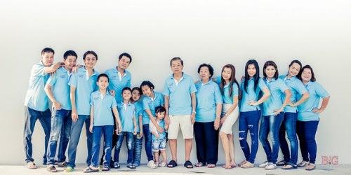 A família não é algo importante, a família é tudo!