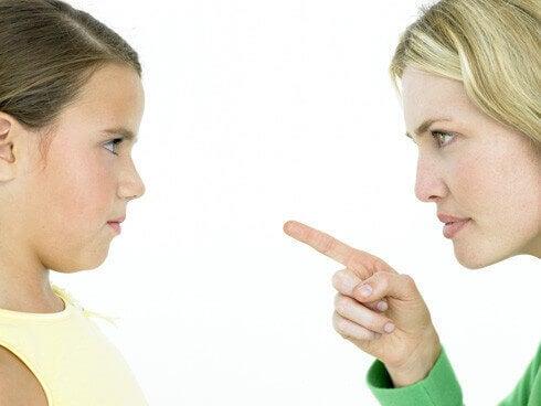 Não dê ordens ao seu filho, raciocine com ele