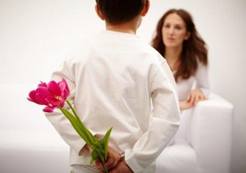 sacrifícios que as mães fazem é recompensado