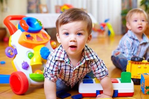 Como estimular a capacidade motora dos bebês?