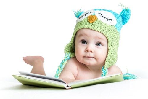 Estimulação para ativar os sentidos das crianças entre 0 e 6 meses