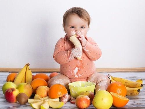 As comidas ideais para o seu bebê