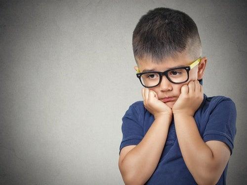 6 sintomas de carência afetiva nas crianças