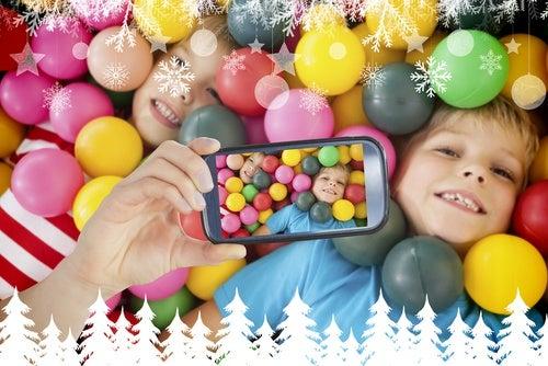O uso de tablets e smartphones pode ocasionar lesões nas crianças