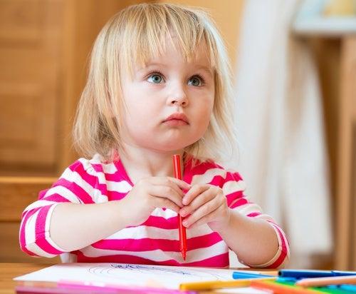 Independência da criança nas atitudes
