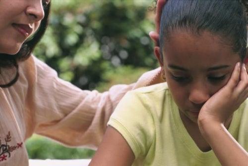 Crianças que crescem sem um pai