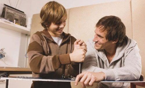 O que caracteriza uma boa infância?