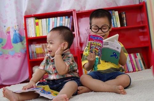 Como incentivar a leitura nas crianças