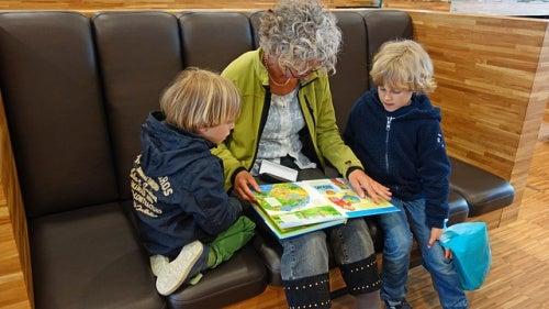 Incentivar a leitura nas crianças