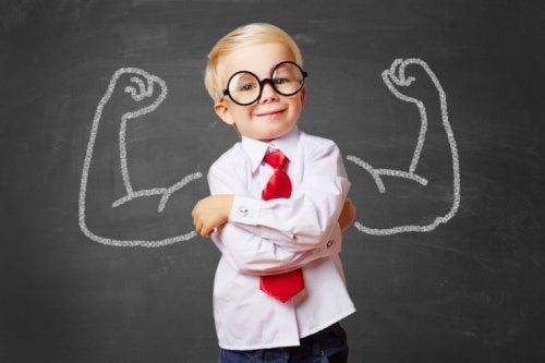 Estimular a autoestima e a motivação todos os dias fará seu filho crescer feliz