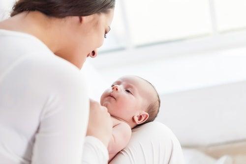 os bebês prematuros