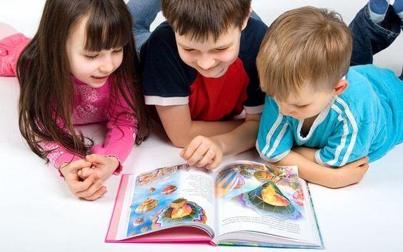 Livros que estimulam a autoestima das crianças