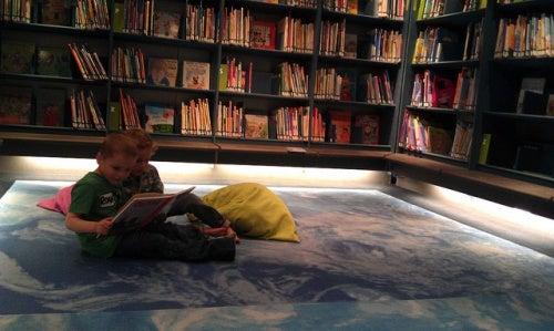 A importância de ler histórias para seus filhos
