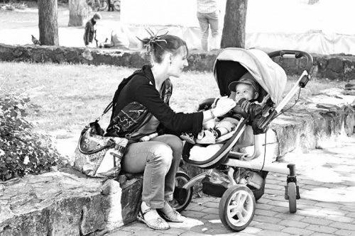 Mãe de primeira viagem: alvo de uma avalanche de conselhos