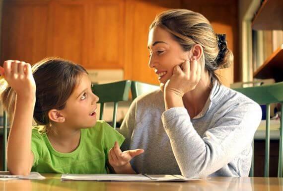 A maneira como você fala com seu filho é importante?