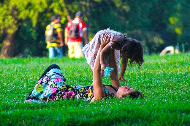 11 coisas que você deve fazer com sua filha ao longo da vida