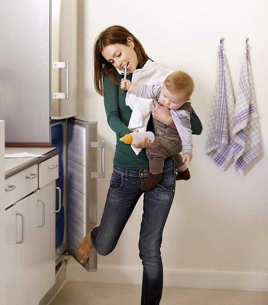 Este vídeo explica porque ser mãe em tempo integral é exaustivo