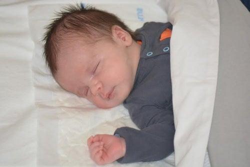 mioclonias do bebê