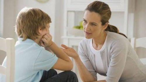 Comunicação: sobre o que eu posso falar com o meu filho?