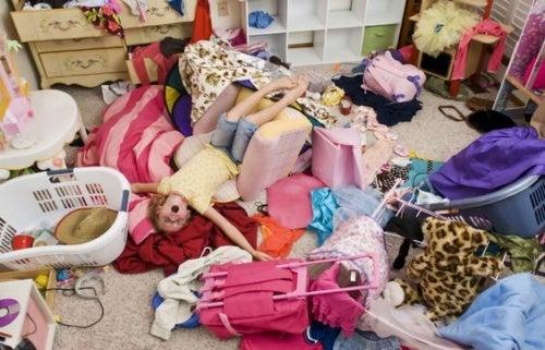 O que fazer se meu filho é desorganizado?