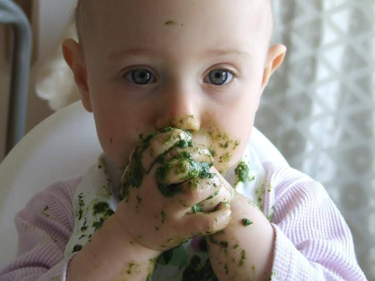 Crianças vs verduras: como ganhar a batalha?