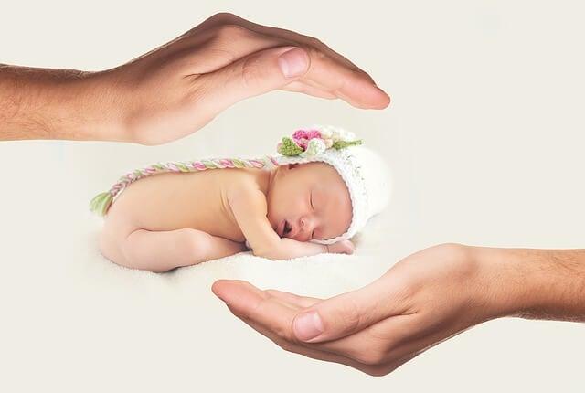 sobre os recém-nascidos
