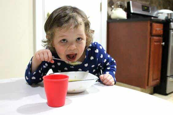 Sopa: uma refeição ideal para as crianças