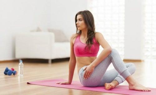 Dicas de exercícios para mamães ocupadas