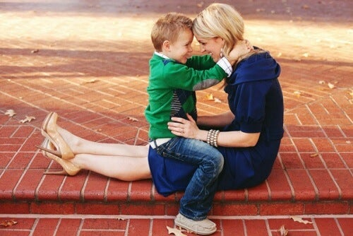 Não incentive seu filho com suas palavras, encoraje-o com seu exemplo