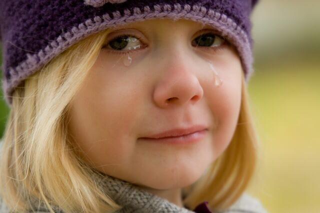 importância de chorar