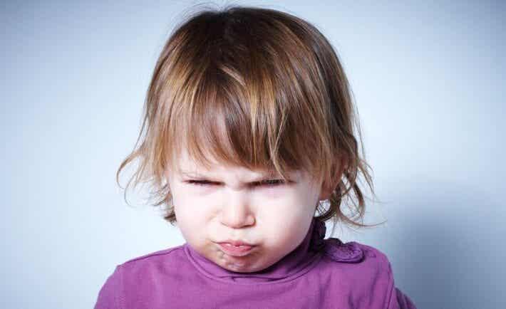 Você tem que evitar que seus filhos se tornem crianças mimadas