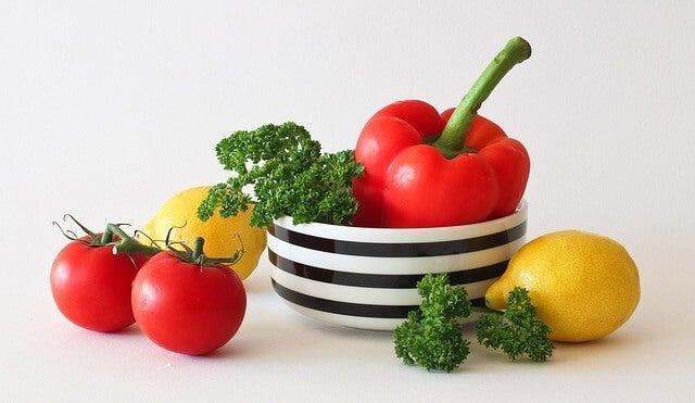 as verduras