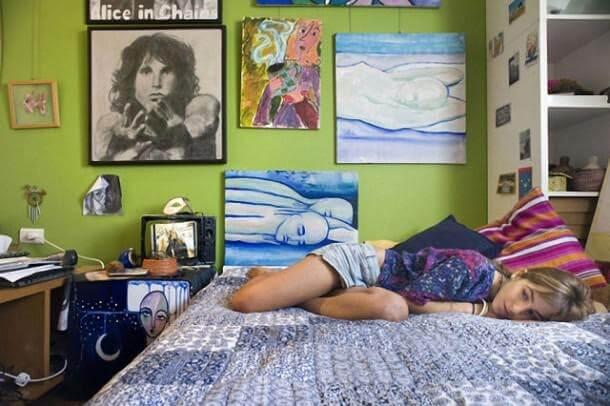 O que fazer quando o seu filho adolescente se tranca no quarto