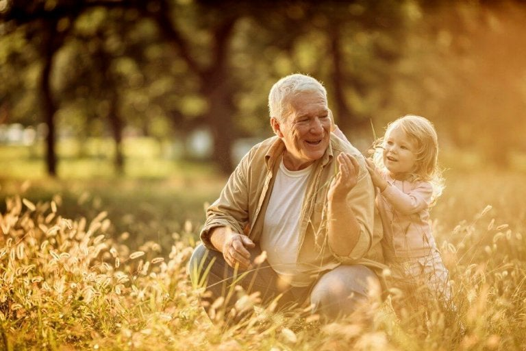 avós nunca morrem