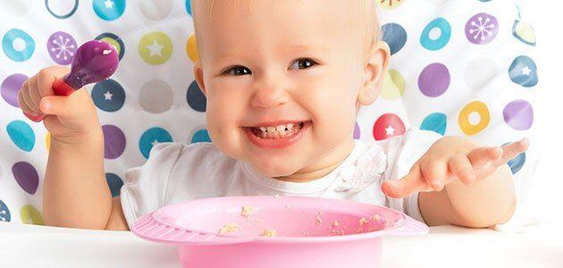 Por que comida caseira é melhor para o bebê?
