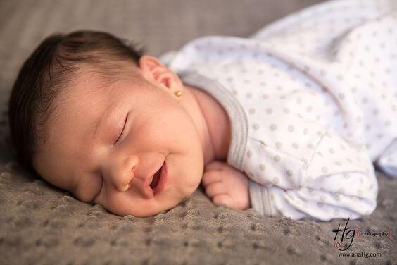 Os bebês também sonham?