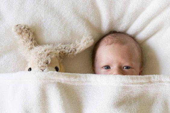 olhos de um bebê
