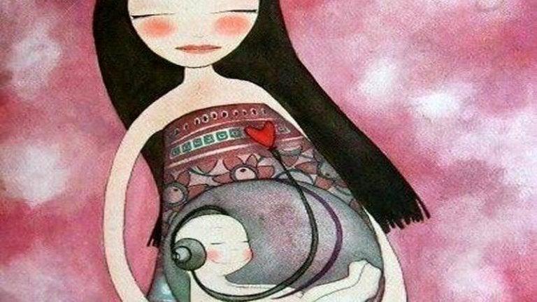 desde o útero