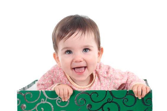 Brincos em bebês: sim ou não?