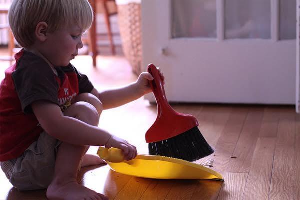 Por que é importante a família colaborar nas tarefas de casa
