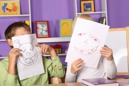 O que dizem os desenhos do seu filho