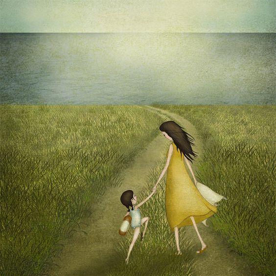 Se seu filho aprende lentamente, seja paciente e caminhe mais devagar